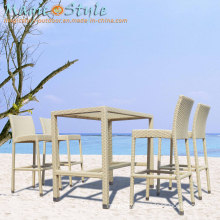 Outdoor Furniture/Bar Chair/Bar Table/Wicker Bar Set/Rattan Bar Set/Club Bar Set