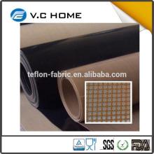 Free Sample T15X11-260 0.25MM THICKNESS PTFE COATED FIBERGLASS FABRIC                                                                         Quality Choice