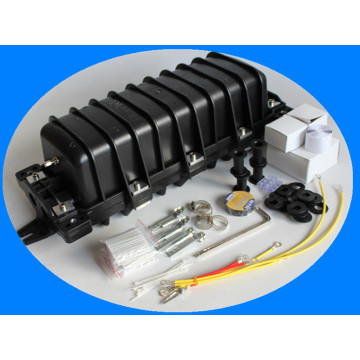 Fechamento de juntas de cabo de fibra óptica - 96 núcleos
