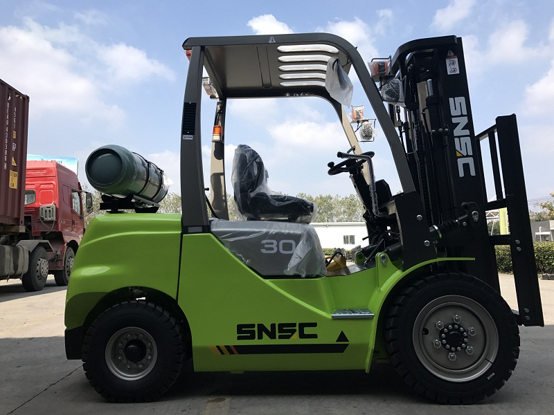 LPG GAS forklift to KUWAIT from sheri 1