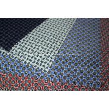 100% tela de algodón estampada para vestidos