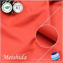 Tela cruzada del algodón del poliester de la armadura llana del TC sólida teñido 32 * 21/148 * 64 tela fabricante
