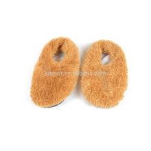 cuit warm winter indoor slipper custom made audit plush slipper