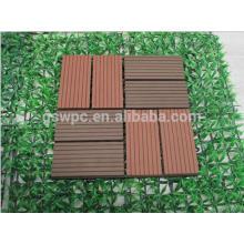 Gpswpc bricolaje wpc decking / diy wpc decking / madera de plástico compuesto diy wpc al aire libre bordo / suelo diy