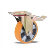 Вращающийся литейщик с полиуретановым колесом