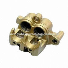 Sand Casting Parts, Made of Brass, Mold-making and Tooling Design, Customized Drawings are Welcome