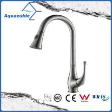 Upc Single Handle Brass Kitchen Sink Faucet (AF1871-5)