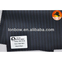Super160's 100% wool fabric for men's suits and jackets