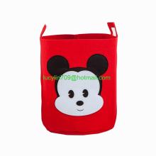 Canasta de almacenamiento de juguetes Guardería para bebés Cestas de lavandería Caja Contenedores de cubos Contenedores para juguetes