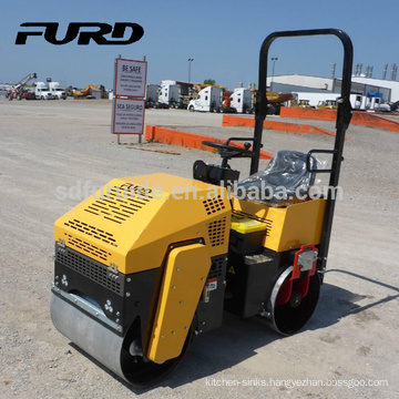 1 Ton Smooth Drum Road Roller For USA Market (FYL-880)