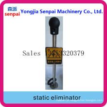 Acessório de estação de gás Anti-Static Eliminator estático
