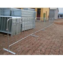 Barrière de contrôle de la foule