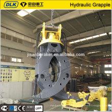 Hochqualitäts-Bagger-hydraulischer Griff-Grabholz-Eimer