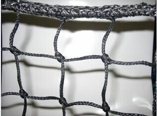 heavy duty knotted custom net sport nets