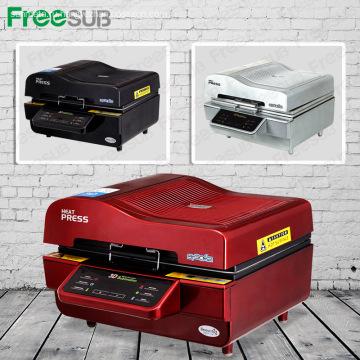 Пользовательская машина для телефонного аппарата сублимации тепла FREESUB