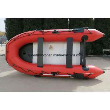 PVC Inflatable Fishing Boat