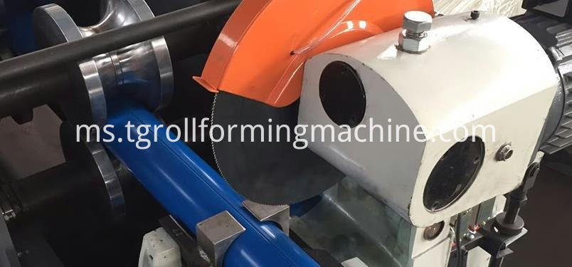 Rain Pipe Forming Machine