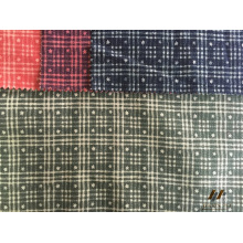 Cotton / Span Farbe gedruckt Denim