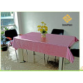 PVC Gold Embossed Tablecloth with Backing; Home/Party/Wedding