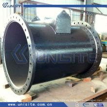 Tubería de la estructura de acero para el dragado en la draga (USC-4-002)