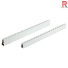 Perfis de extrusão de alumínio / alumínio para a luz de tira do diodo emissor de luz