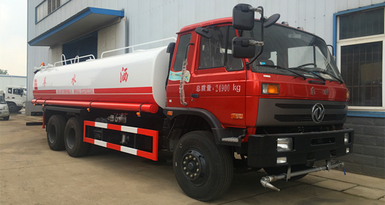 used water tank truck