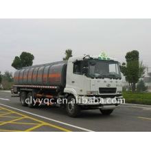 CAMC 6 * 4 fabricante de camiones cisterna químico