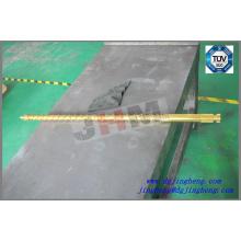 Titan-Nitrid-Beschichtungsschraube für Injektionsmaschine