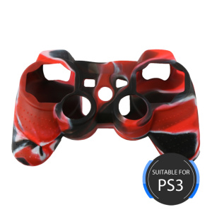 PS2 Controller silicon case camouflage color