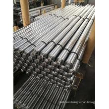 Chrome plated steel bars