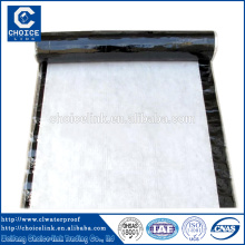 Macromolecule Composite self adhesive waterproof membrane for roof