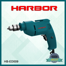Hb-ED009 Harbor 2016 Hot Selling Electric Drill Augers Mini Electric Hand Drill
