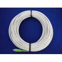 Sc / APC 50m Lszh blindado de fibra óptica Pigtail