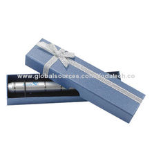 Gift Box Bow USB Packaging, Measures 157 x 40 x 20mm