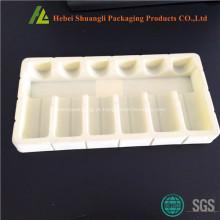 Embalagens plásticas reunindo Blister pvc