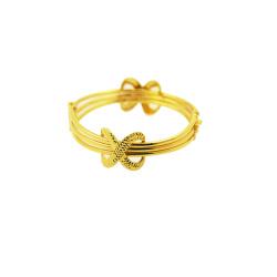 Bangle with Infinity symbol