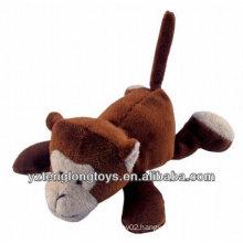 Factory Wholesale Fashionable Decorative Magnet Plush Monkey