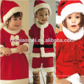 2017 auf lager artikel heißer verkauf rot und grün weihnachten familie gesetzt kleidung