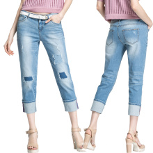 Lady′s 2016 Fashion Leisure Skinny Jeans Pants