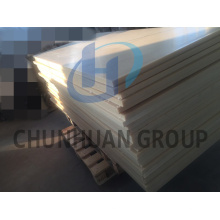 Natural color MC nylon sheet