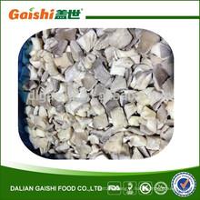 IQF Pleurotus ostreatus oyster mushrooms