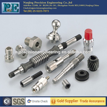 High precision stainless steel cnc motorcycle part,precision machining parts