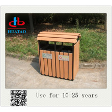 Weather Resistance WPC Dustbin