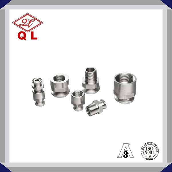 Clamp Female NPT Adapters
