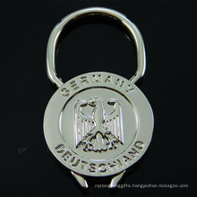 Souvenir Germany Tourism Eagle Gifts Emboss Engrave Key Ring (F1228)
