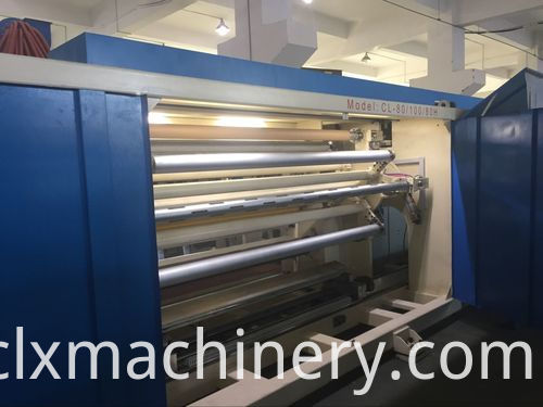 Full Automatic Winding System