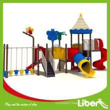 Rainbow Color Garden Équipement de jeu extérieur pour enfants par un fabricant professionnel