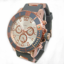 Silicone Watches Ladies (HAL-1314)