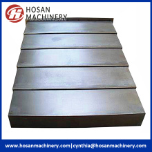 CNC Milling Machine Protective Dust Steel Bellow Covers