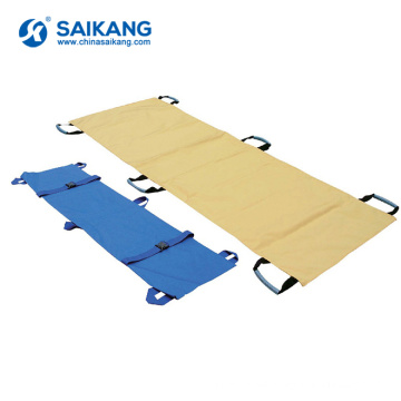 SKB3A101 Medical Appliances Rescue Folding Soft Stretcher